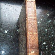 Diccionarios antiguos: DICCIONARIO GEOGRAFICO ENCICLOPEDICO ESTADISTICO DE ESPÀÑA DE LA BAR A LA BUZ TOMO IV AÑO 1846. Lote 54673322