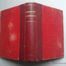 Diccionarios antiguos: DICCIONARIO ORTOGRÁFICO DE BOLSILLO. AÑO 1929.. Lote 54882312