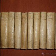Diccionarios antiguos: PERGAMINO. PROMPTA BIBLIOTHECA F. LUCII FERRARIS. VENETIIS 1782. ATENCIÓN COMPLETA 10 TOMOS.. Lote 54953162
