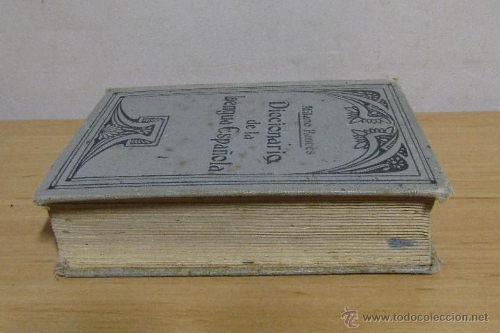 Diccionarios antiguos: DICCIONARIO DE LA LENGUA ESPAÑOLA ATILANO RANCÉS EDITORIAL RAMON SOPENA S.A. BARCELONA AÑO 1935 - Foto 5 - 55063020