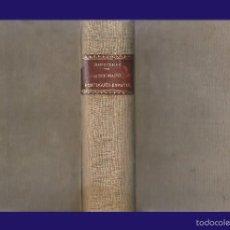 Diccionarios antiguos: DICCIONARIO PORTUGUÉS - ESPAÑOL - AÑO 1911 - FREDERICO DUARTE COELHO. Lote 55309057