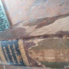 Diccionarios antiguos: DICCIONARIO LATINO - ESPAÑOL POR EL P.JUAN CAYETANO LOSADA DE LA VIRGEN DEL CARMEN . Lote 55906787