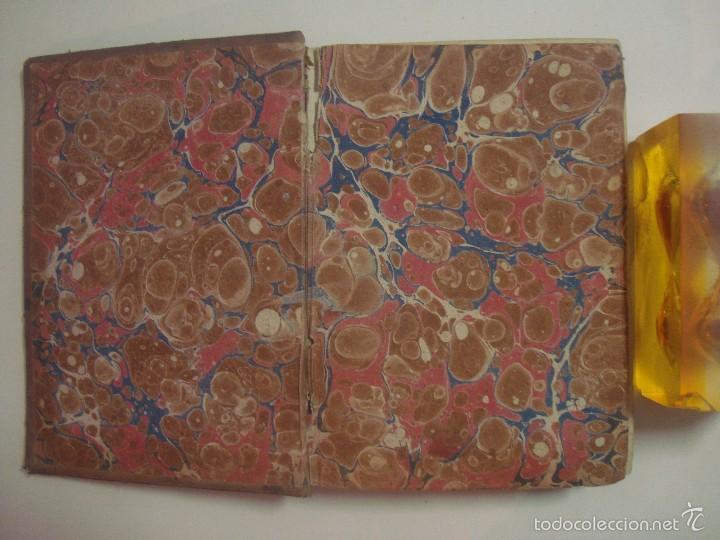 Diccionarios antiguos: SAURA. DICCIONARIO MANUAL O VOCABULARIO DE LAS LENGUAS CATALANA-CASTELLANA. 1859 - Foto 3 - 56523091