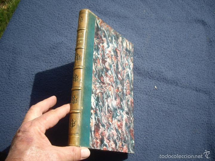 Diccionarios antiguos: Juan Landa: DICCIONARIO DE LA RIMA, Est.Tipográfico de Ramírez y C.ª 1867 - Foto 4 - 56655680