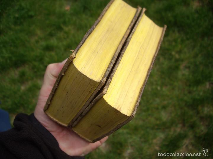 Diccionarios antiguos: Magin Ferrer y Pons: DICCIONARIO MANUAL CASTELLANO-CATALÁN, 2 tomos, Imp.Pablo Riera. Reus 1836 - Foto 3 - 56662273