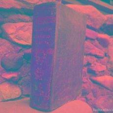 Diccionarios antiguos: DICCIONARIO GEOGRAFICO DE ESPAÑA Y DE SUS COLONIAS, IMP. LUIS TASSO, BARCELONA 1854. Lote 56827141
