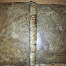 Diccionarios antiguos: 1840 DICCIONARIO - MARTINEZ - ESPAÑ FRANC , ESPAÑOL FRANCES - TAPA PIEL EDICION ECONOMIQUE, PARIS. Lote 57252143