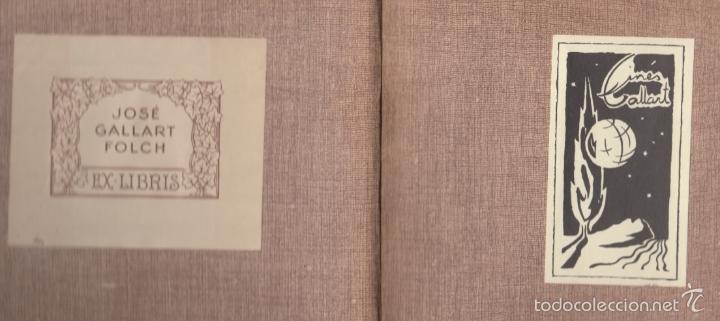 Diccionarios antiguos: PINTORES DE ESPAÑA AÑOS 1480 A 1874 JOAQUÍN CIERVO RAMÓN TOBELLA IMPRE 1925 GOYA EL GRECO VELÁZQUEZ - Foto 17 - 57554927