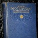 Diccionarios antiguos: CALLEJA - DICCIONARIO COMPLETO DE LA LENGUA CASTELLANA - RODRIGUEZ - NAVAS. Lote 57733369