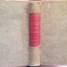 Diccionarios antiguos: PUJAL Y SERRA : DICCIONARI CATALA-CASTELLA DE SAURA. (BARCELONA, 1906). 552 PÁGS.. Lote 58227571