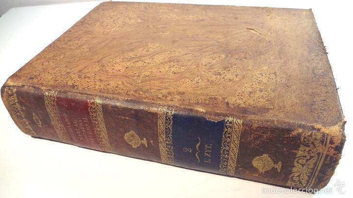 Diccionarios antiguos: NUEVO DICCIONARIO GEOGRAFICO MANUAL-TOMO II-MALTE BRUN-1832 - Foto 6 - 58755235
