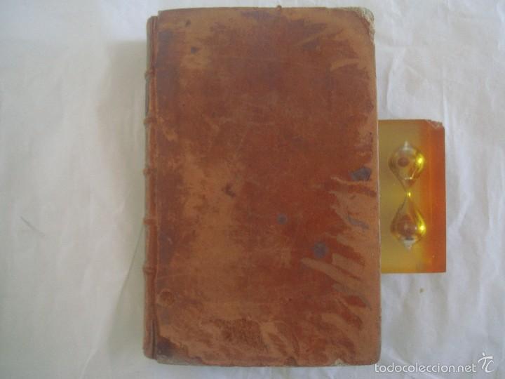 Diccionarios antiguos: BOYER ´S ROYAL DICTIONARY ABRIDGED. FRENCH AND ENGLISH. 1783. FOLIO MENOR - Foto 2 - 58814746