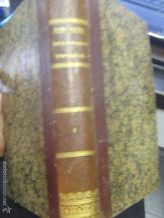 DICCIONARIO UNIVERSAL ESPAÑOL-FRANCÉS Y FRANCÉS- ESPAÑOL TOMO 1 AÑO 1845 SIGLO XIX (Libros Antiguos, Raros y Curiosos - Diccionarios)