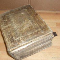 Diccionarios antiguos: ANTIGUO DICCIONARIO EN ALEMAN-AÑO 1706. Lote 59865072