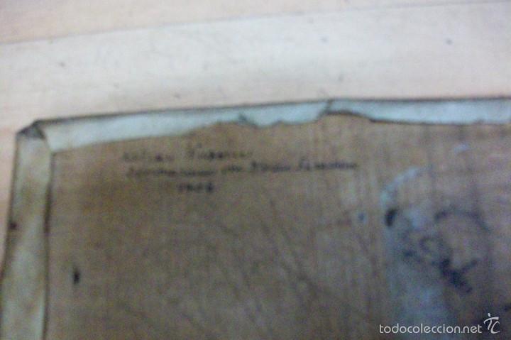 Diccionarios antiguos: ANTIGUO DICCIONARIO EN ALEMAN-AÑO 1706 - Foto 6 - 59865072