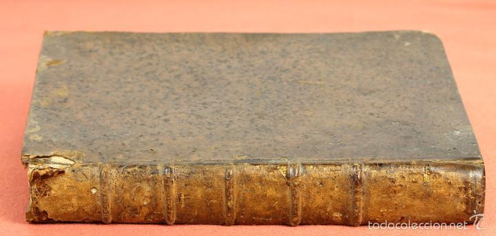 7954 - NOUVEAU DICTIONNAIRE FRANÇOIS-ESPAGNOL. TOMO II. SEJOURNANT. IMP. CHARLES-ANTOINE. 1775. (Libros Antiguos, Raros y Curiosos - Diccionarios)