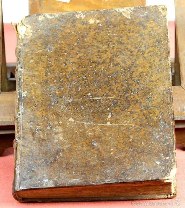 Diccionarios antiguos: 7954 - NOUVEAU DICTIONNAIRE FRANÇOIS-ESPAGNOL. TOMO II. SEJOURNANT. IMP. CHARLES-ANTOINE. 1775. - Foto 4 - 60581223