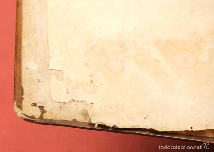 Diccionarios antiguos: 7954 - NOUVEAU DICTIONNAIRE FRANÇOIS-ESPAGNOL. TOMO II. SEJOURNANT. IMP. CHARLES-ANTOINE. 1775. - Foto 5 - 60581223