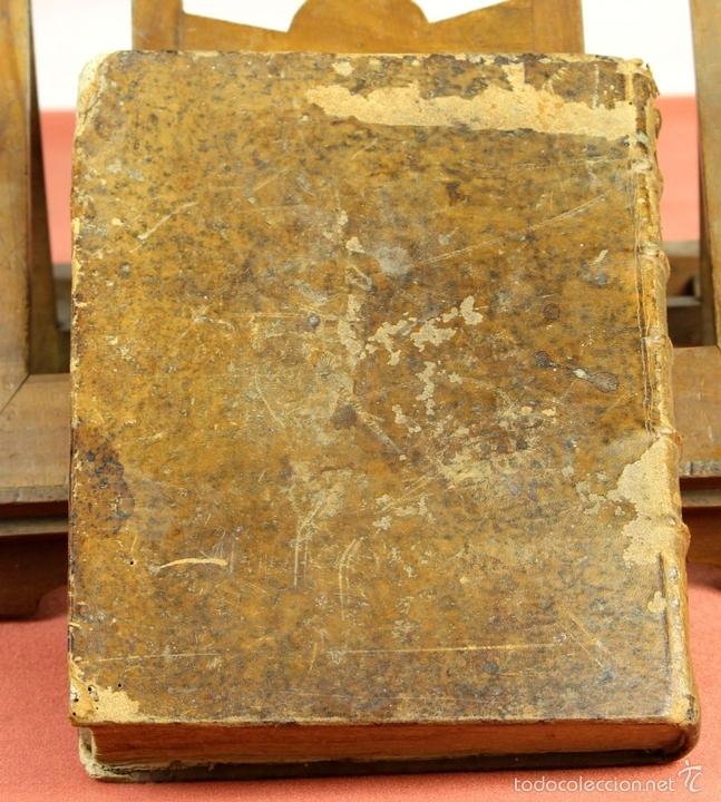 Diccionarios antiguos: 7954 - NOUVEAU DICTIONNAIRE FRANÇOIS-ESPAGNOL. TOMO II. SEJOURNANT. IMP. CHARLES-ANTOINE. 1775. - Foto 9 - 60581223