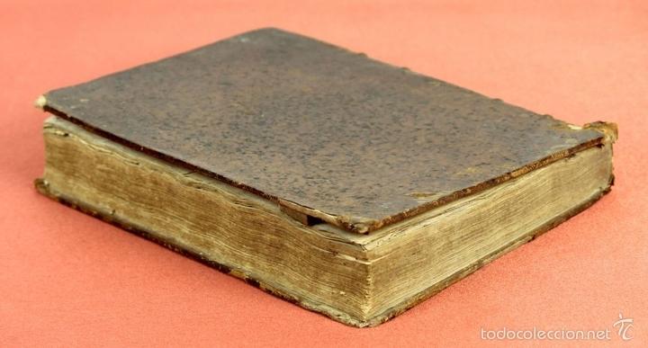 Diccionarios antiguos: 7954 - NOUVEAU DICTIONNAIRE FRANÇOIS-ESPAGNOL. TOMO II. SEJOURNANT. IMP. CHARLES-ANTOINE. 1775. - Foto 10 - 60581223