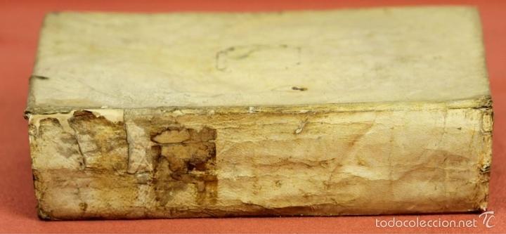 Diccionarios antiguos: 7966 - DICTIONARIUM MANUALE LATINO-HISPANUM. STEPHANO XIMENEZ. TIP. R. VERGES. 1827. - Foto 8 - 60850951