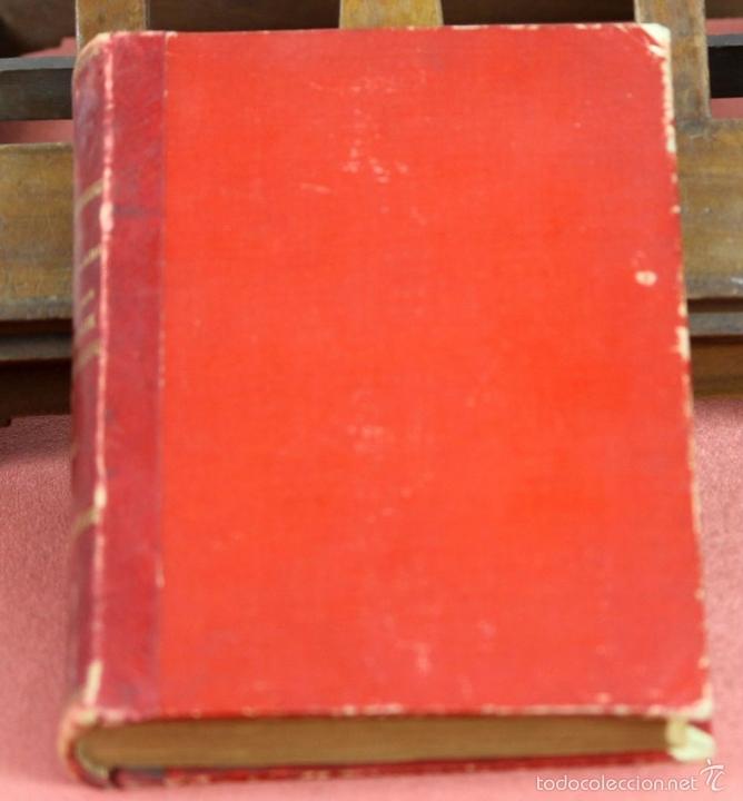 Diccionarios antiguos: 7980 - DICCIONARI DE LA LLENGUA CATALANA. TOMO I. A. Mª ALCOVER. EDIT. DE AMENGUAL Y MUNTANER. 1903. - Foto 2 - 61269951