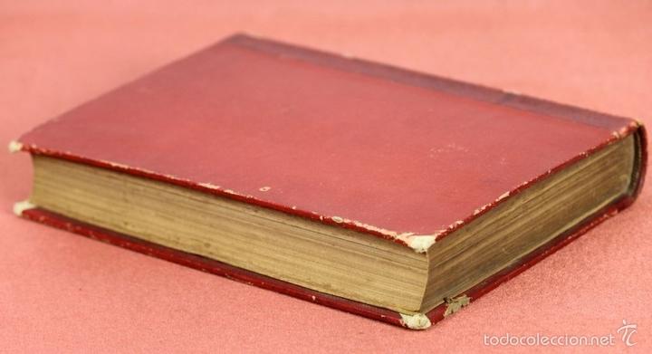Diccionarios antiguos: 7980 - DICCIONARI DE LA LLENGUA CATALANA. TOMO I. A. Mª ALCOVER. EDIT. DE AMENGUAL Y MUNTANER. 1903. - Foto 6 - 61269951