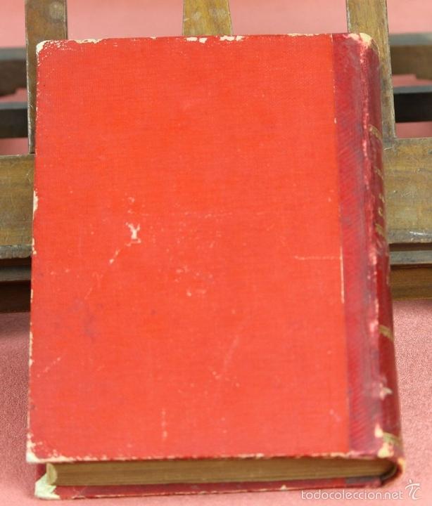 Diccionarios antiguos: 7980 - DICCIONARI DE LA LLENGUA CATALANA. TOMO I. A. Mª ALCOVER. EDIT. DE AMENGUAL Y MUNTANER. 1903. - Foto 8 - 61269951