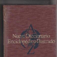 Libri antichi: NUEVO DICCIONARIO ENCICLOPEDICO ILUSTRADO CLUB INTERNACIONAL DEL LIBRO TOMO 1 NUEVO . Lote 61271527