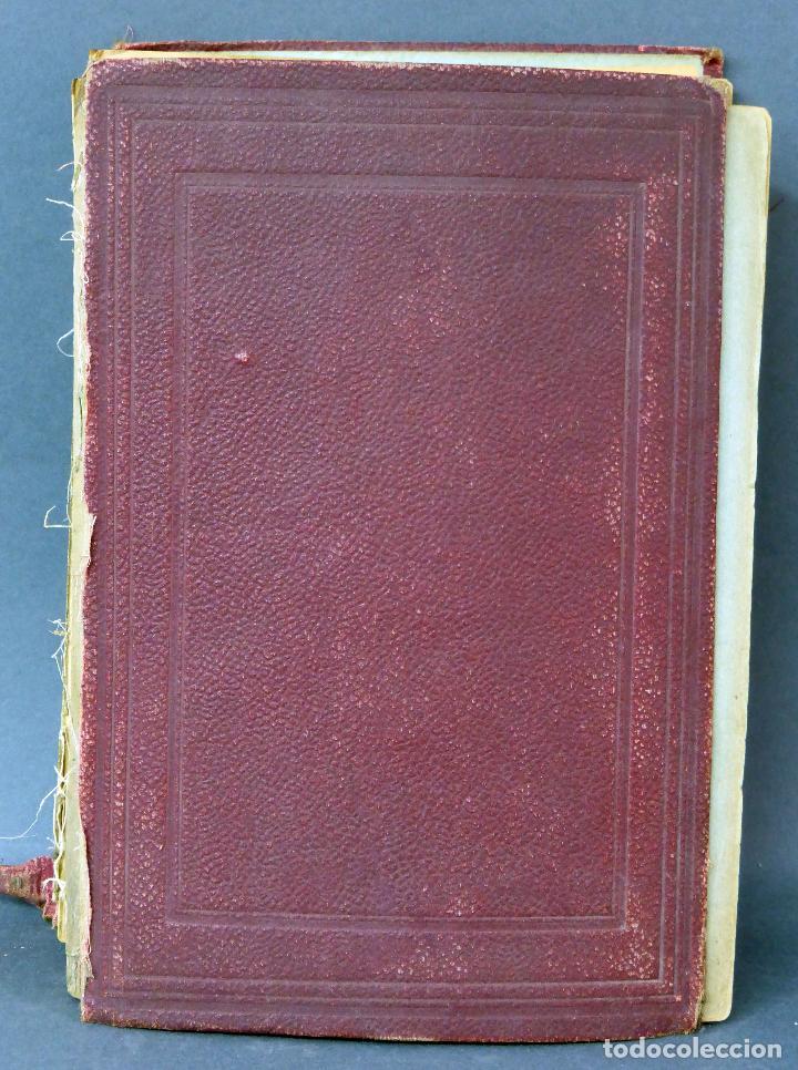 Diccionarios antiguos: Nouveau dictionnaire espagnol français Nuevo diccionario francés español Vicente Salva Garnier 1889 - Foto 5 - 62979428
