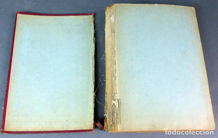 Diccionarios antiguos: Nouveau dictionnaire espagnol français Nuevo diccionario francés español Vicente Salva Garnier 1889 - Foto 7 - 62979428