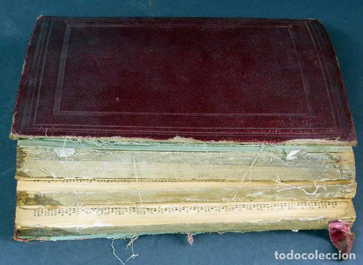 Diccionarios antiguos: Nouveau dictionnaire espagnol français Nuevo diccionario francés español Vicente Salva Garnier 1889 - Foto 8 - 62979428
