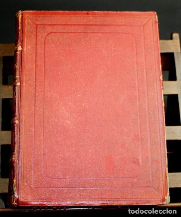 Diccionarios antiguos: 8110 - NOVISIMO DICCIONARIO DE LA LENGUA CASTELLANA. VV. AA. LIB. GANIER HERMANOS. 1891. - Foto 2 - 64025159