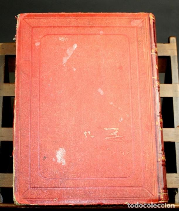Diccionarios antiguos: 8110 - NOVISIMO DICCIONARIO DE LA LENGUA CASTELLANA. VV. AA. LIB. GANIER HERMANOS. 1891. - Foto 7 - 64025159
