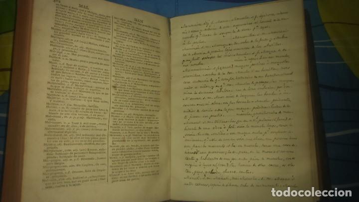 Diccionarios antiguos: Nuevo diccionario francés español por d.antonio de capmany importante.sancha año 1805 - Foto 8 - 65691110