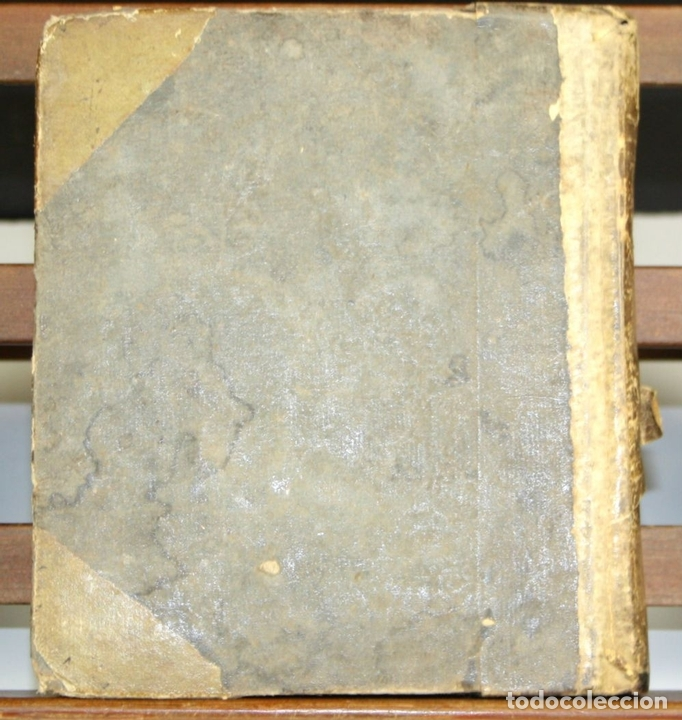 Diccionarios antiguos: 8173 - DICTIONARIUM SEU THESAURUS CATALANO-LATINUS. PETRO TORRA. EDIT. RAPHAELIS FIGUERÓ. 1710? - Foto 6 - 66741226