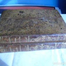 Diccionarios antiguos: 1863 NOVISIMO DICCIONARIO FRANCES-ESPAÑOL Y ESPAÑOL- FRANCES TABOADA DOS TOMOS. Lote 68729789