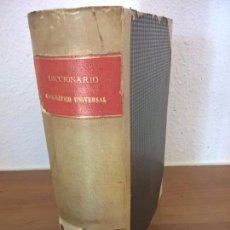 Diccionarios antiguos: 1832.DICIONARIO GEOGRAFICO UNIVERSAL.TOMO VI.IMPRENTA DE JOSE TORNER. Lote 71708203