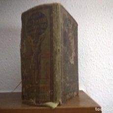 Diccionarios antiguos: ENCICLOPEDIA ABREVIADA, NUEVO DICCIONARIO MANUAL, ILUSTRADO, DE LA LENGUA CASTELLANA, CALLEJA. Lote 71849523