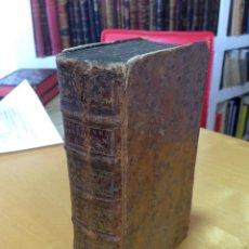 Diccionarios antiguos: 1759.- DICTIONNAIRE PORTATIF DES BEAUX-ARTS. Lote 72104571