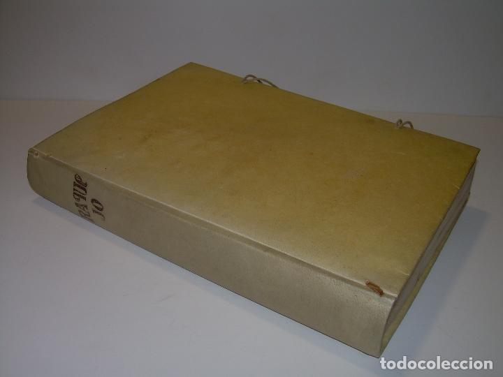 Diccionarios antiguos: LIBRO TAPAS DE PERGAMINO...THESAURUS HISPANO - LATINUS..AÑO 1.807...V.REQUEJO. - Foto 2 - 72817843