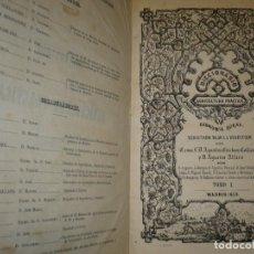 Diccionarios antiguos: DICCIONARIO AGRICULTURA PRACTICA TOMO I A.COLLANTES 1852 MADRID. Lote 73592395