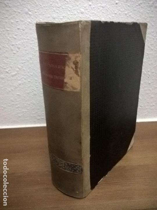 DICCIONARIO GEOGRAFICO UNIVERSAL, TOMO III, BARCELONA, IMPRENTA DE JOSE TORNER 1831 (Libros Antiguos, Raros y Curiosos - Diccionarios)