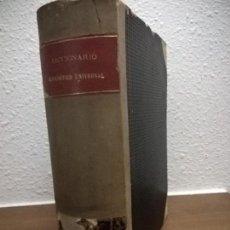 Diccionarios antiguos: DICCIONARIO GEOGRAFICO UNIVERSAL, TOMO VI BARCELONA, IMPRENTA DE JOSE TORNER 1831. Lote 75076091