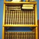 Diccionarios antiguos: ENCICLOPEDIA MODERNA.DICCIONARIO UNIVERSAL DE LITERATURA,CIENCIAS,ARTES,ETC..MELLADO,1851. 30 VOLUME. Lote 78829777