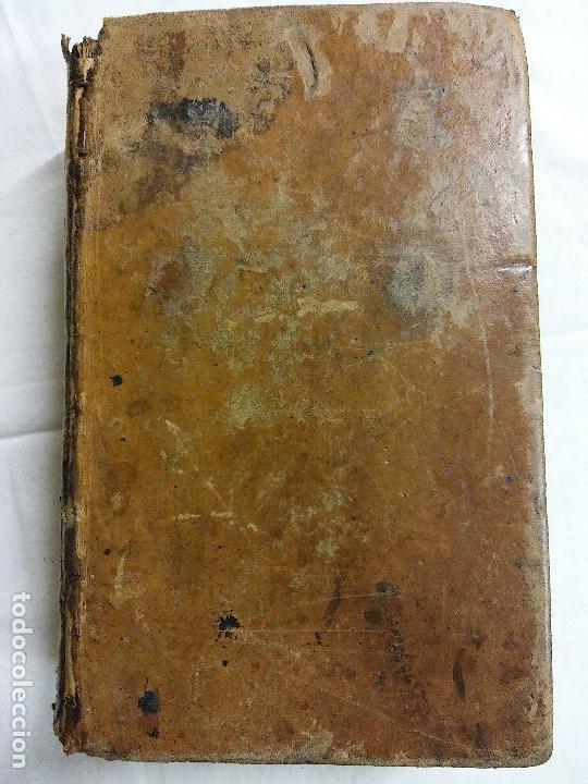 Diccionarios antiguos: HOS.DICTIONNAIRE POETIQUE. LATIN FRANCES. GRADUS AD PARNASSUM.FR NOEL. PARIS 1818 - Foto 5 - 83357292