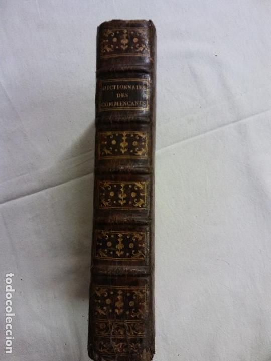 Diccionarios antiguos: HOS. DICTIONNAIRE DES COMMENÇANS. FRANCES-LATIN. LE DUC DE BRETAGNE. 1713, - Foto 5 - 83357764