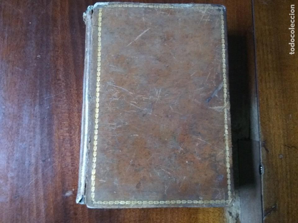 Diccionarios antiguos: Dictionarium manuale Latino-Hispanum ad usum puerorum. Stephano Ximenez (1802) - Foto 4 - 83405176