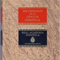 Diccionarios antiguos: DICCIONARIO DE LA LENGUA ESPAÑOLA TOMO 1 A/G. Lote 83558780