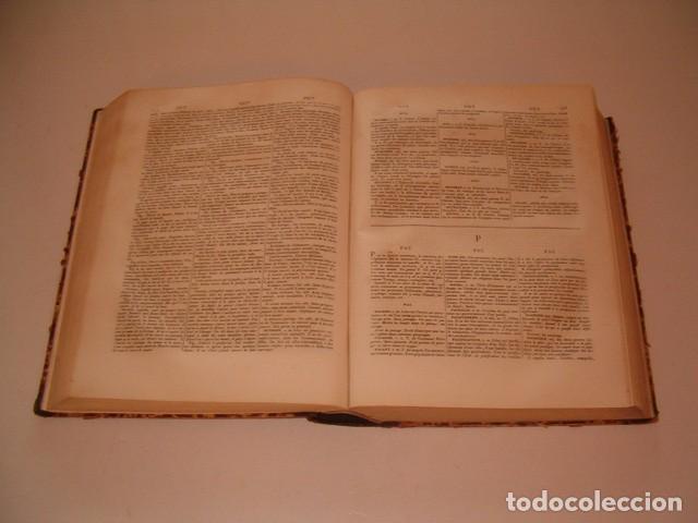 Diccionarios antiguos: INSTITUT DE FRENCE. Dictionnaire de L'Académie Française. Tome Second. RM80305. - Foto 3 - 85700152
